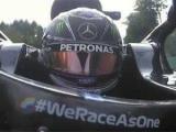 Формула 1. Гран-при Италии.Хэмилтон – лучший в первой сессии свободных заездов