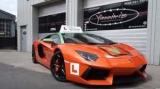 На правой стороне на Lamborghini: автошкола удивил необычный выбор автомобиля