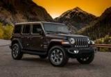Показаний Jeep Wrangler нового покоління