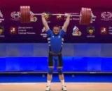 Штангист Дмитрий Чумак – чемпион Европы в весовой категории до 109 кг