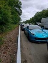 В США 10 гоночных авто штраф за вождение медленно