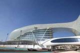 На трассе Абу-Даби и стал тротуара после жалоб пилотов