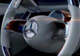 Mercedes-Benz тизерит новый роскошный концепт
