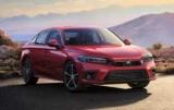 Honda Civic 2022: классная внешность и очень стильный салон