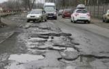 Как грузовики разрушают украинские дороги - Творца