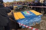 Во время гонок в кривом роге автомобиль влетел в толпу