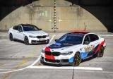 BMW M5 перетворили на машину безпеки