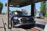 В Украину доставили более роскошным и дорогим Audi