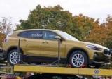 З'явилися фотографії нового BMW X2