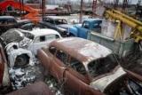 В сети показали свалку «убитых» машин СССР – есть и правительственные лимузины