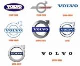 Volvo представила плоский логотип: влияние тренда